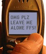 social phone crap